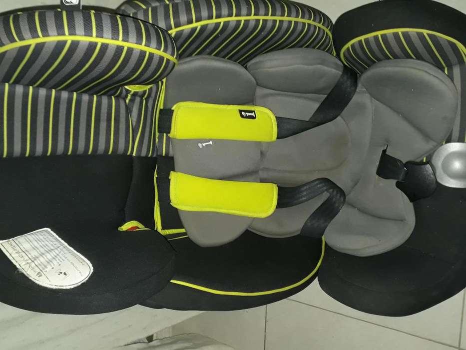 Silla para carro reclinable