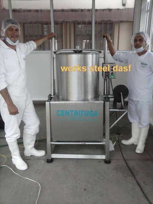 Ahumador, centrifuga silo samovar pailas estufas freidor bbq asador horno desidratador homogenizador