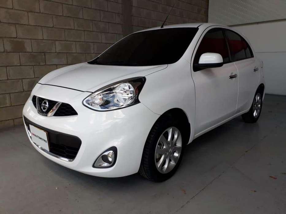Nissan March 2018 - 26900 km