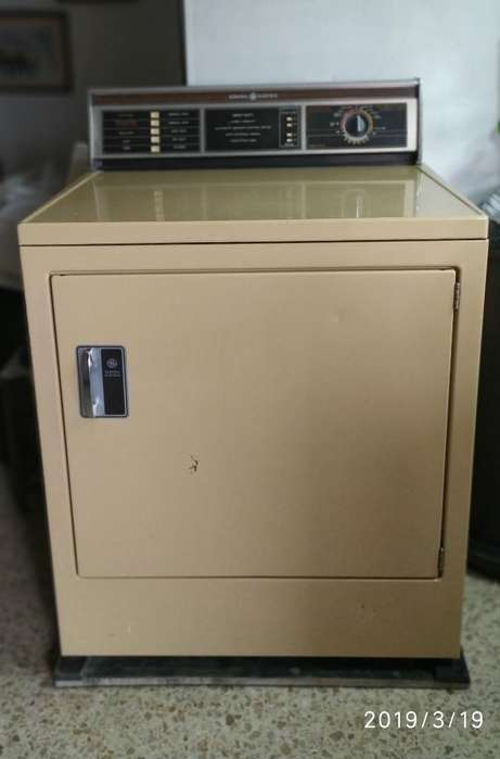 Secadora General Electric Original