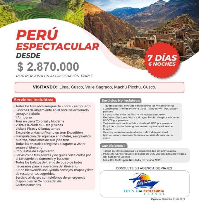 Perú Espectacular