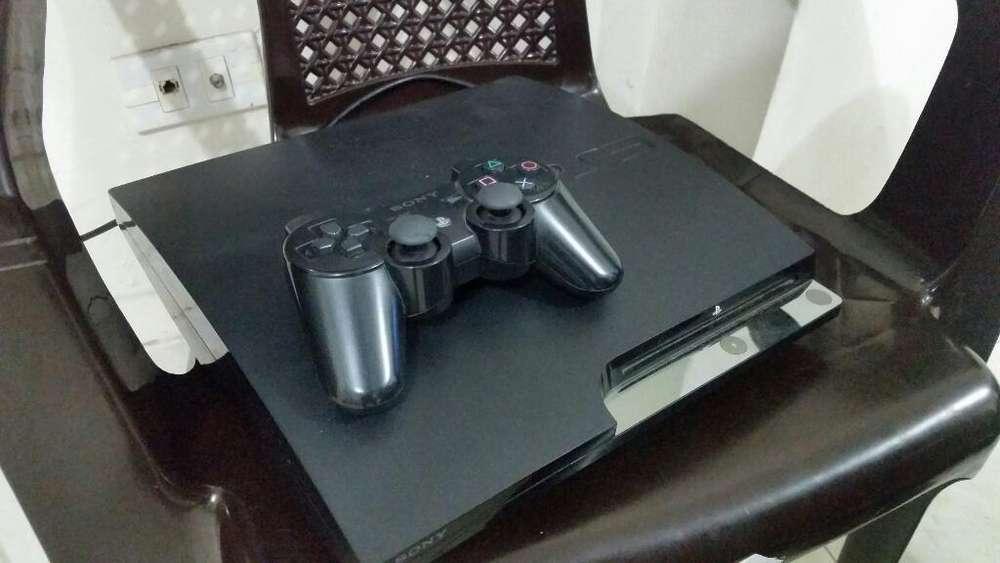 Play 3 320 Gb Y 16 Juegos en Palmira