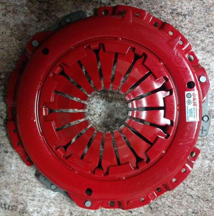 EMBRAGUE SINTERIZADO POLO - SEAT - 1.9 SDI -BORA 2.0 -215mm