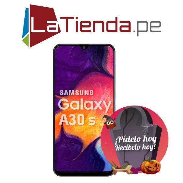 Samsung Galaxy A30s - Cámara selfie 16MP