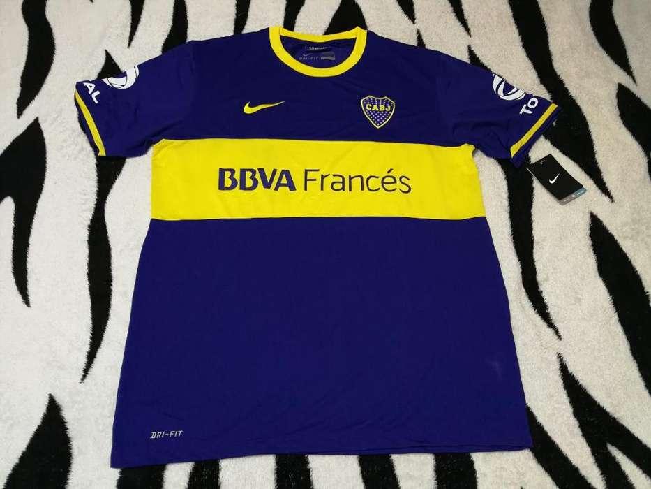 Camiseta Boca Juniors de Argentina Nike