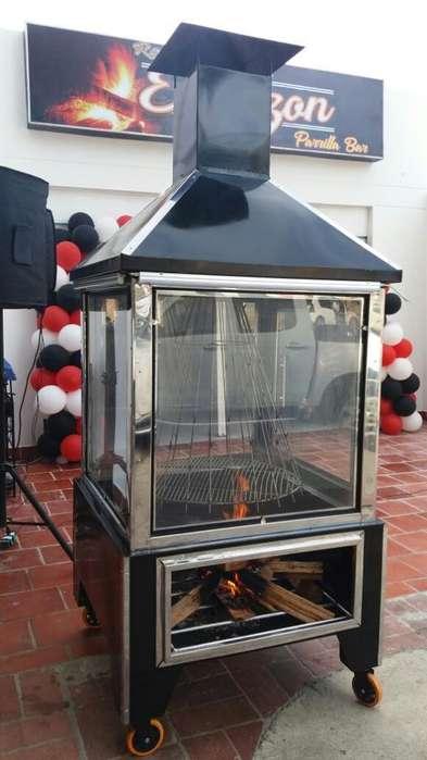 Venta de Asadores para Carne Llanera