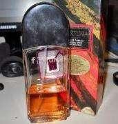 Frasco Con Contenido De Perfume Fortuna Paris