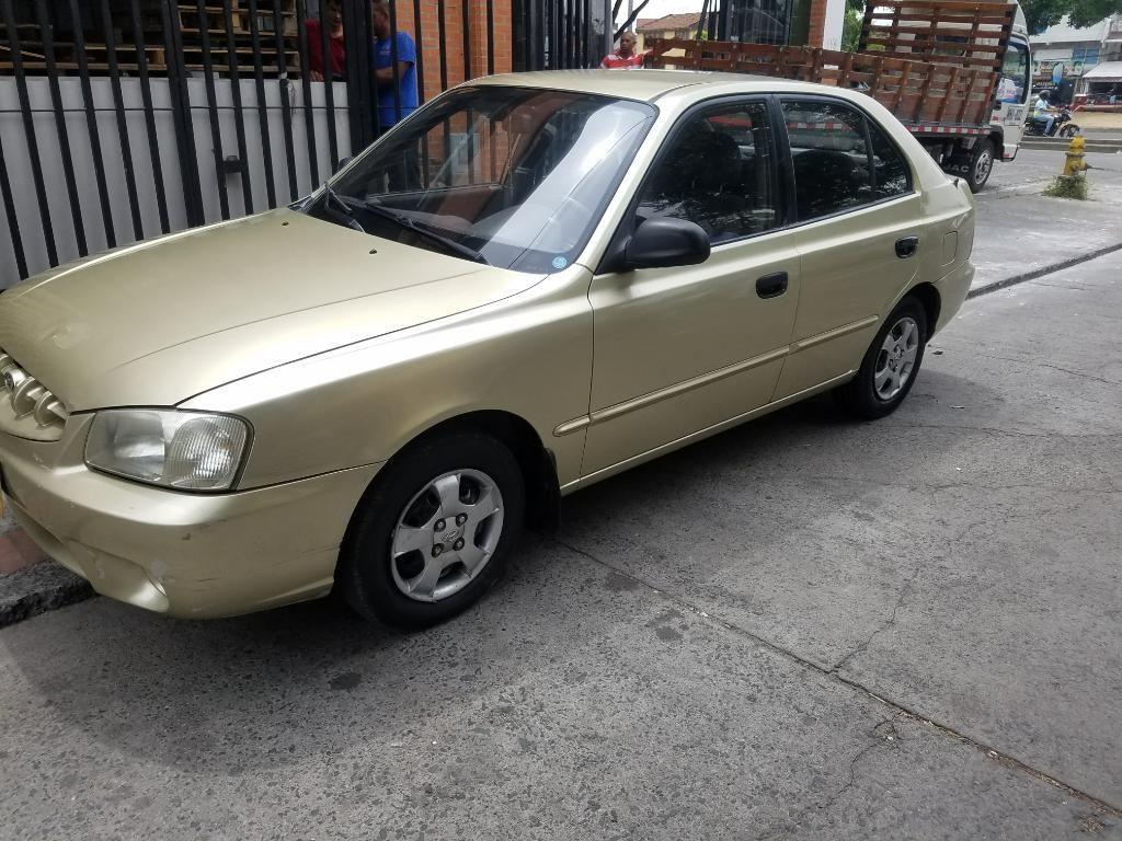 Hyundai Accent Verna 2002