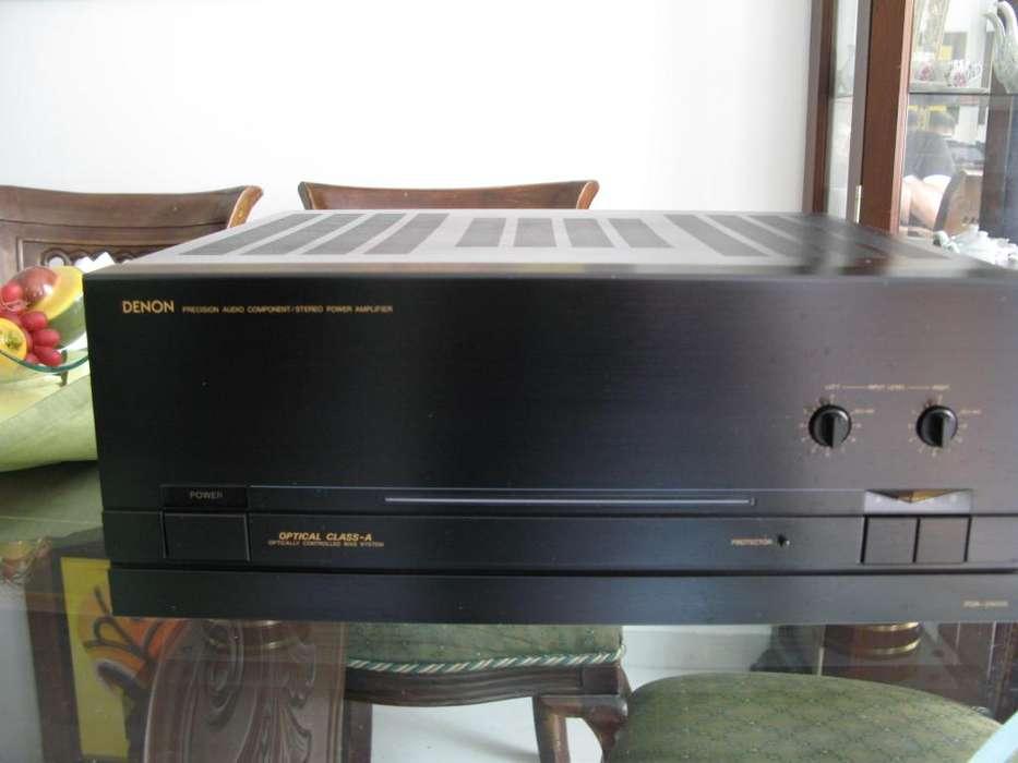 Denon Poa2400 Amplificador De Potencia Estéreo