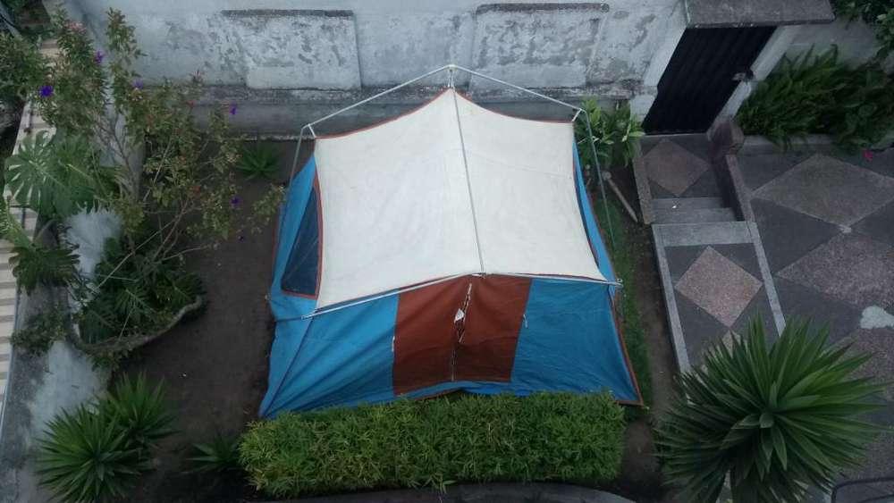 Carpa Americana para Camping