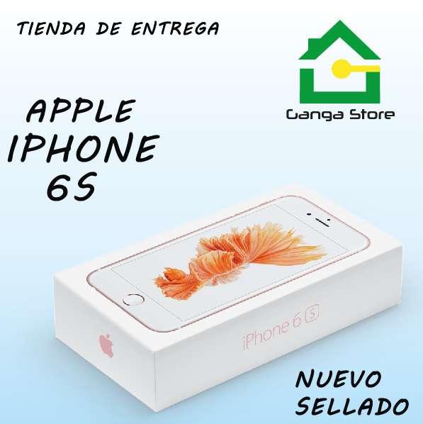 iPhone 6s 32gb Memoria Interna