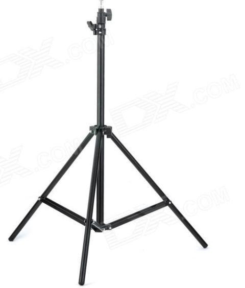 Tripode STAND DE LUZ Soporte para iluminacion de 1.90 mts para Fotografia y Video