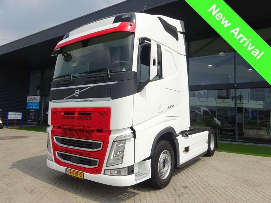 Volvo FH 460 ACC LDWS - To be Imported