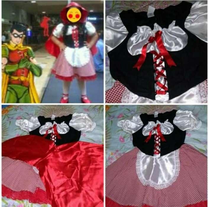 Disfraz Caperucita Roja