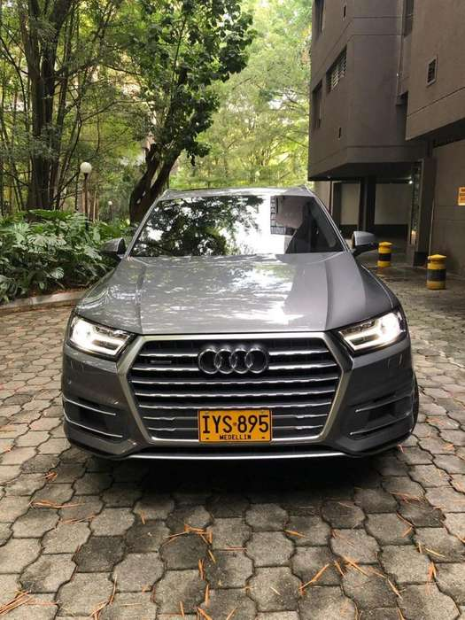 <strong>audi</strong> Q7 2017 - 16000 km
