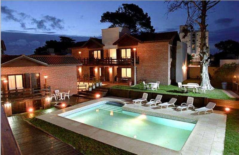 Villa Gesell HOTEL 30 habi 12 Cabañas posibilidad de hacer HASTA 10 LOCALES !!!
