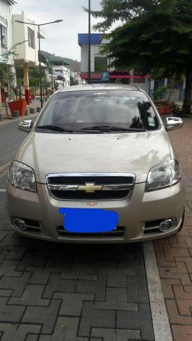 Chevrolet Aveo 2014 - 93000 km