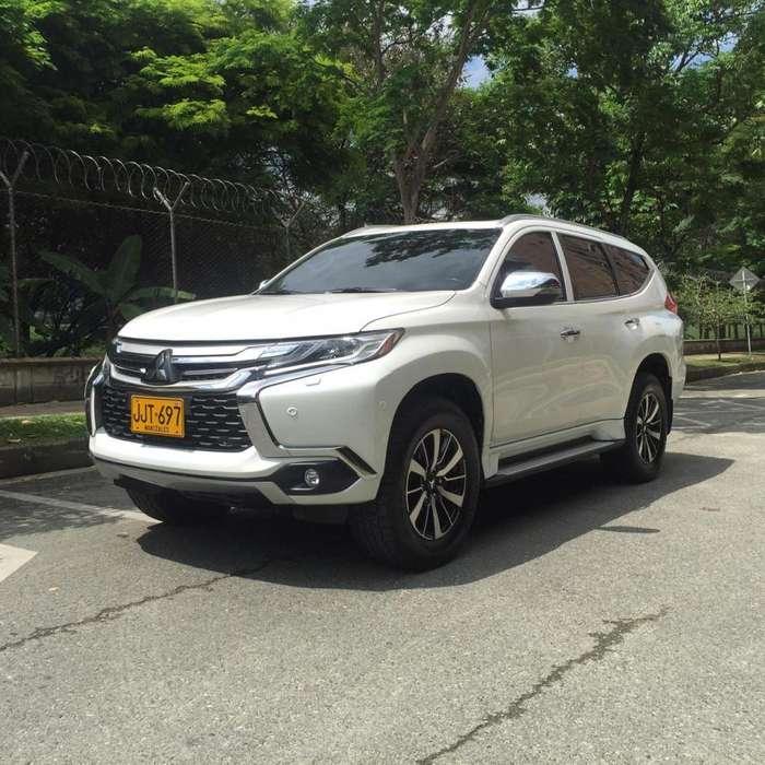 Mitsubishi Montero 2018 - 53000 km