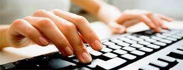 Trabajos de digitación, a tiempo de tu necesidad