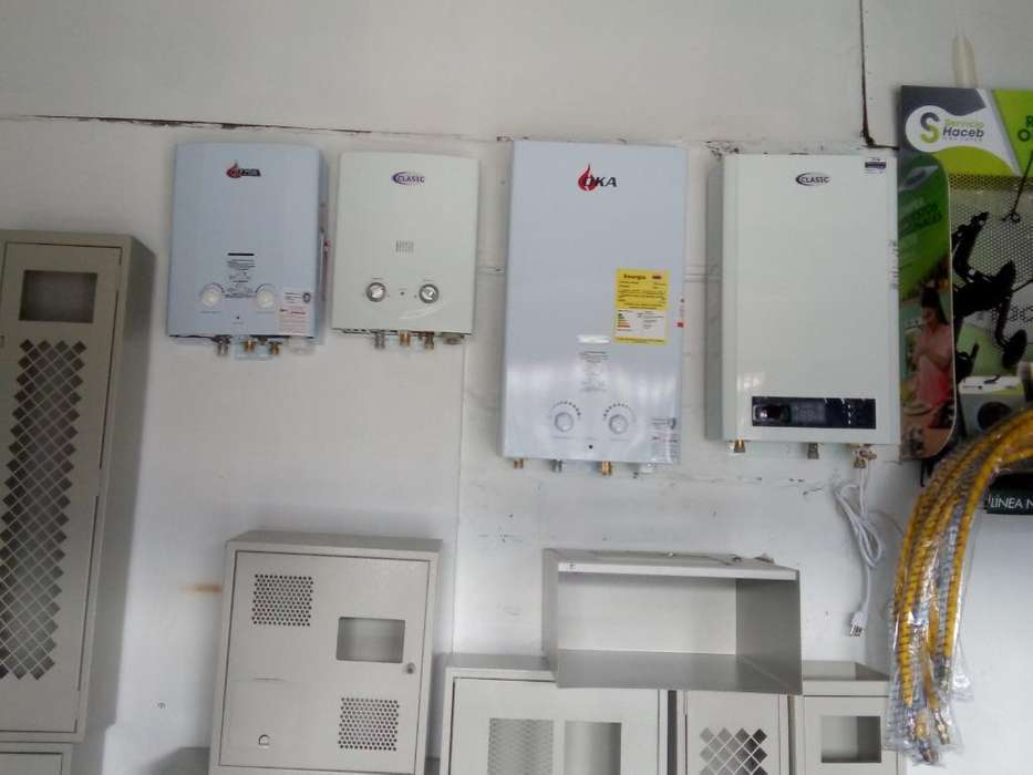Vendo Calentadores Nuevos Y Usados