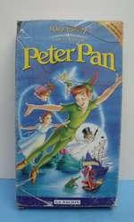 Peter Pan Pelicula Vhs