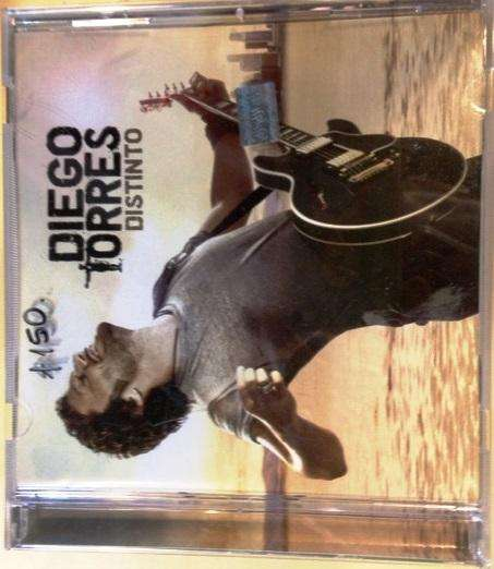 Cd Diego Torres Distinto