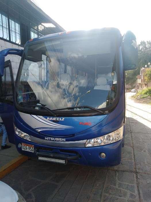 Bus Mitsubishi 4d34