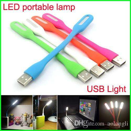 Lampara Led Usb Flexible
