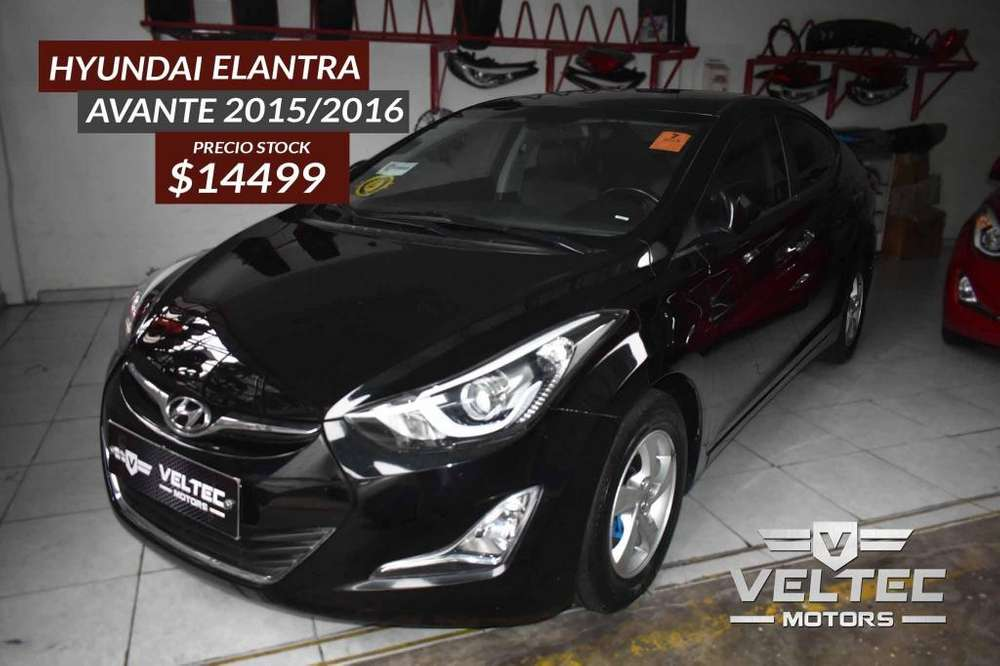 Hyundai Avante 2015 - 14499 km