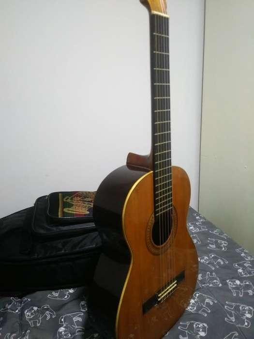 Vendo <strong>guitarra</strong> Falcon Forro Acolchado