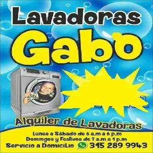 Lavadoras Gabo