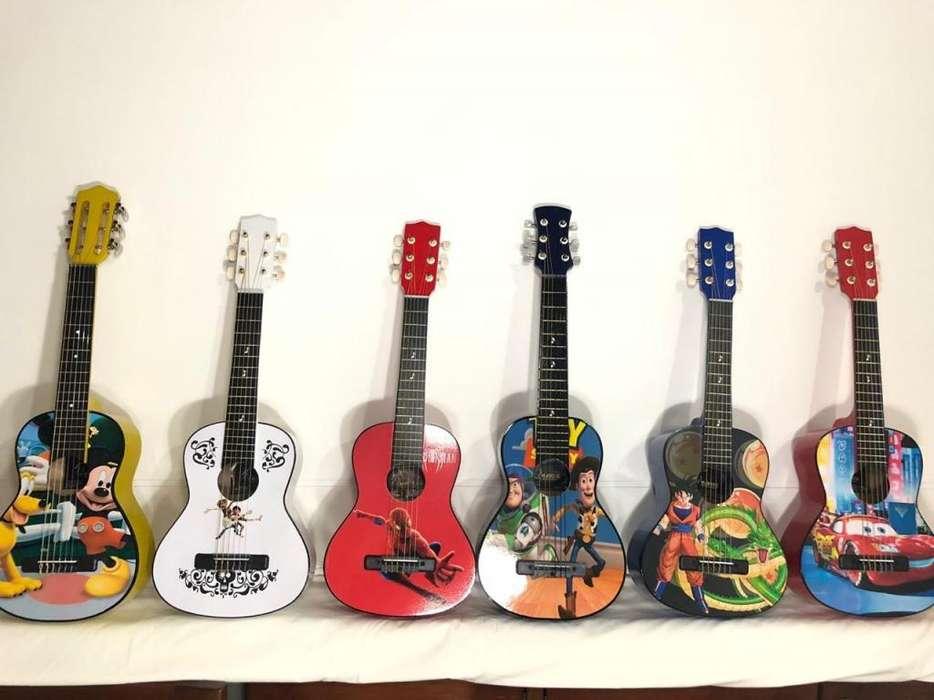 Guitarras de Estudio Ninos hasta Los 9 A