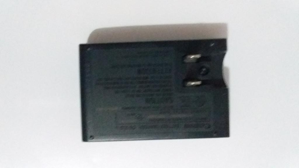 Cargador Canon Battery Charger
