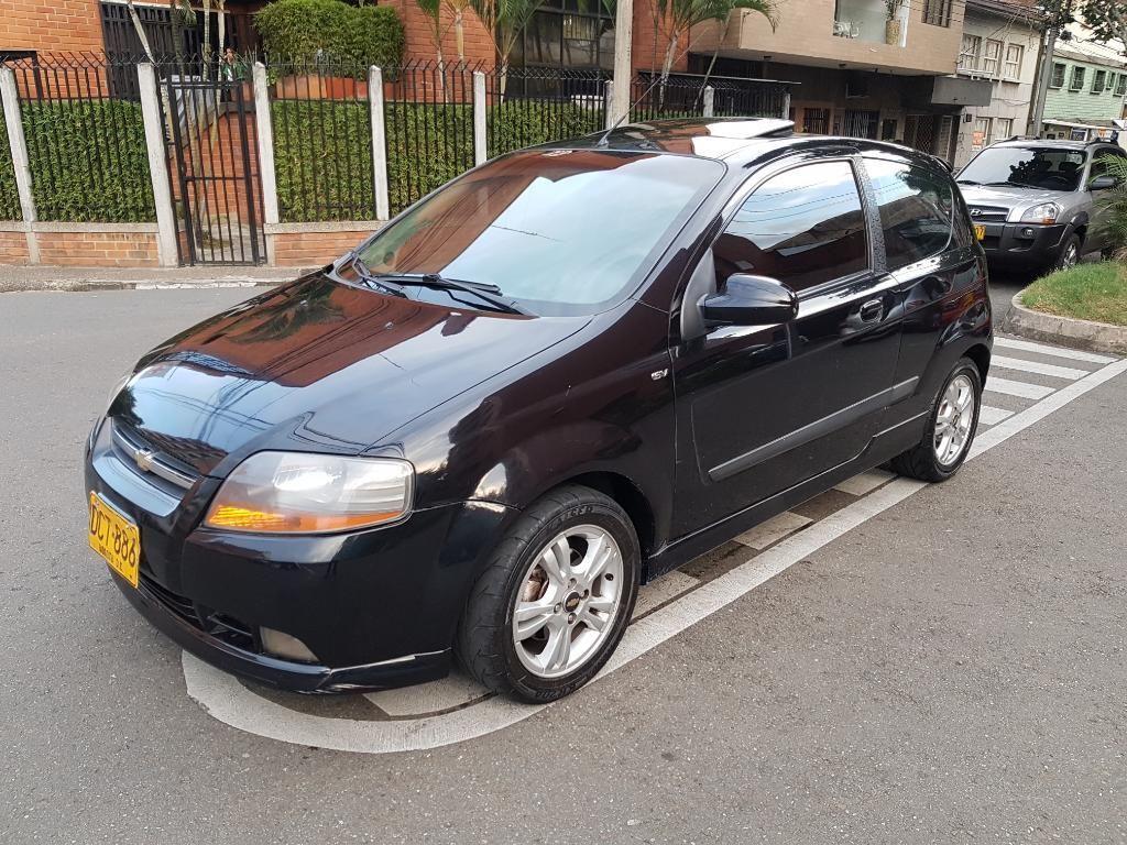 Vencambio Chevrolet Aveo Gti Limite 2009