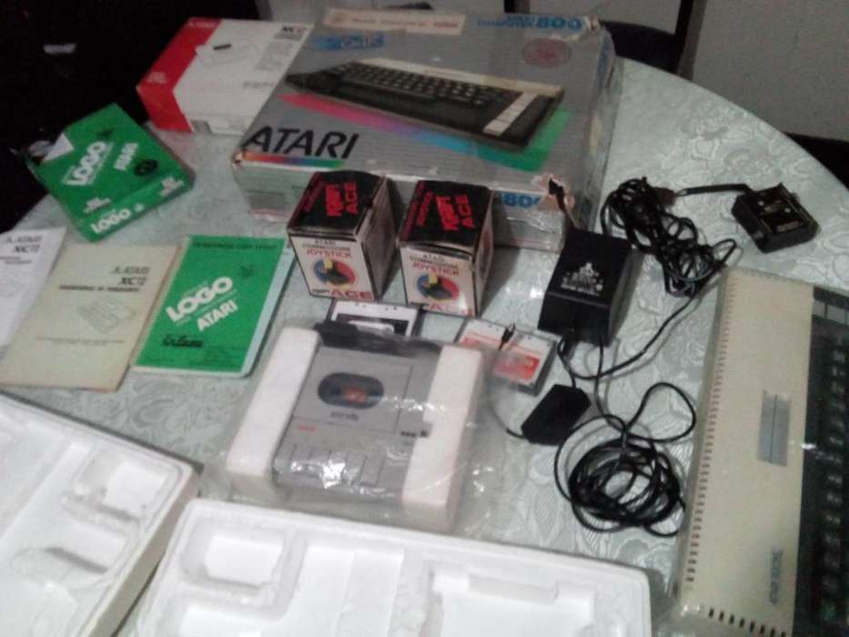 Atari 800 Xl de Colección Original