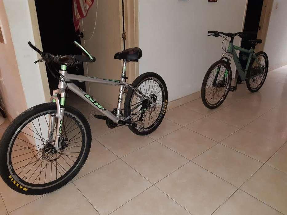 Vendo 2 Bicicletas Gw 600 C/u