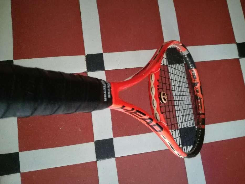 Raqueta de Tenis-head Radical