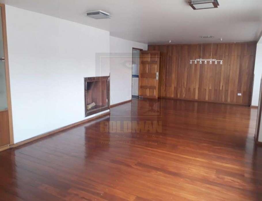 La Carolina, departamento, 303 m2, alquiler, 4 habitaciones, 3 baños, 2 parqueaderos