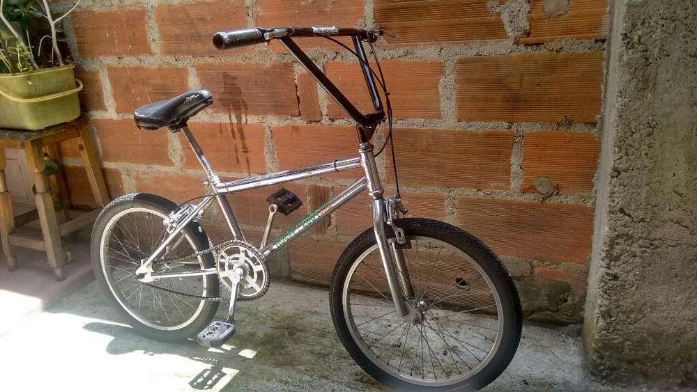Bicicleta Cross Cromda