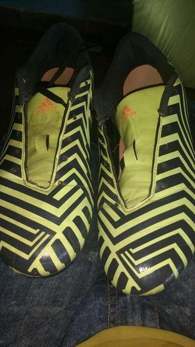 Vendo Botines Adidas 500 Imperdible