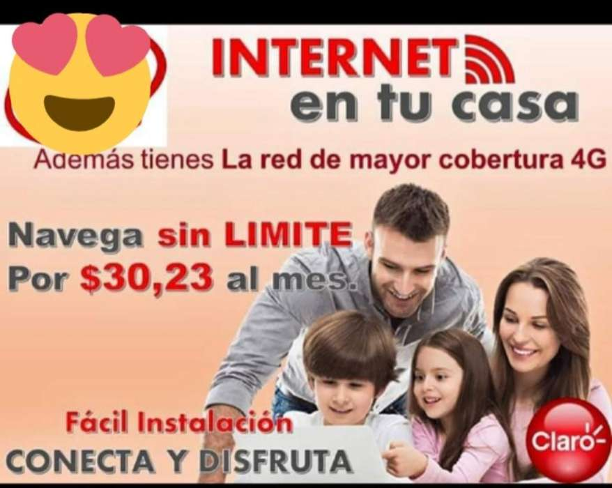 Internet de Casa