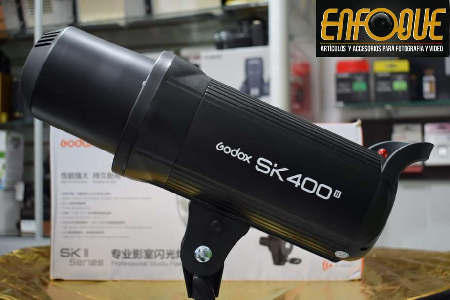 godox sk400 para estudio