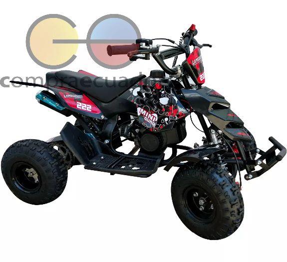 Cuadron 50cc Motor A Gasolina De 2 Tiempos Varios Colores