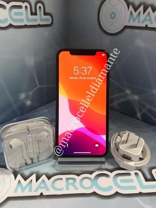 Vencambio iPhone X 64gb, Color Negro