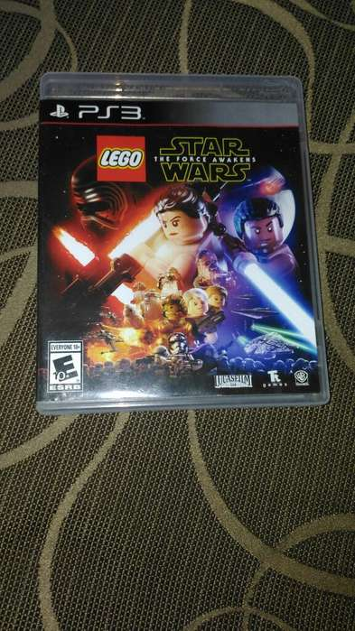 Lego Ps3 Star Wars