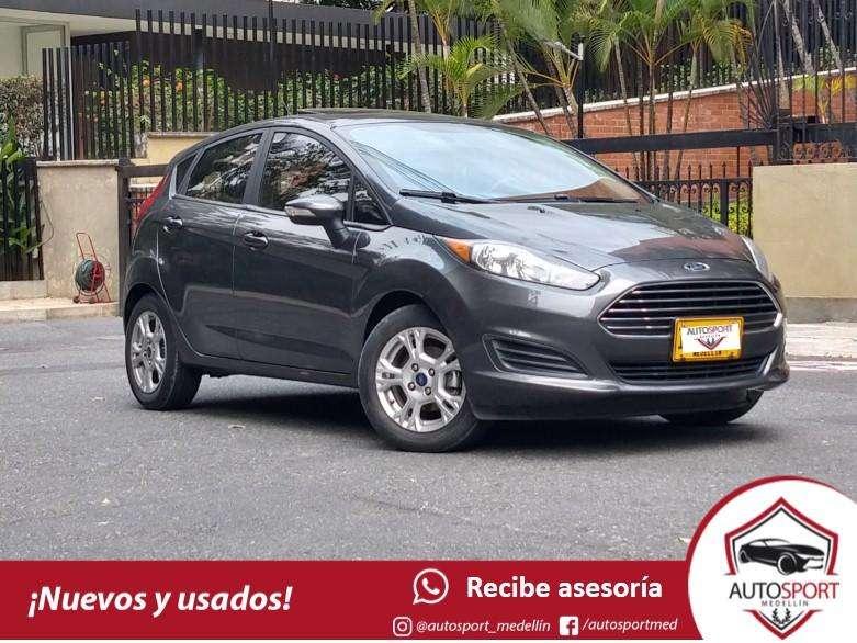 Ford Fiesta  2015 - 65600 km