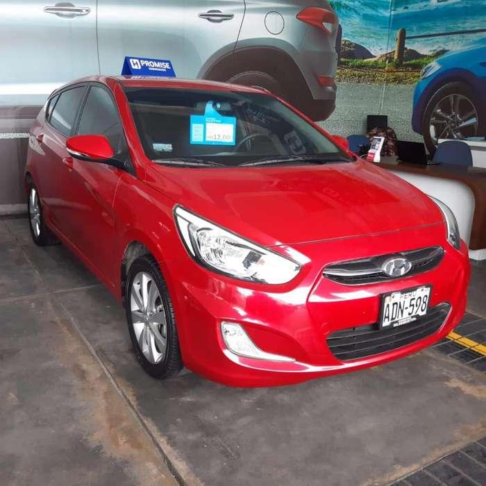 Hyundai Accent 2014 - 46000 km