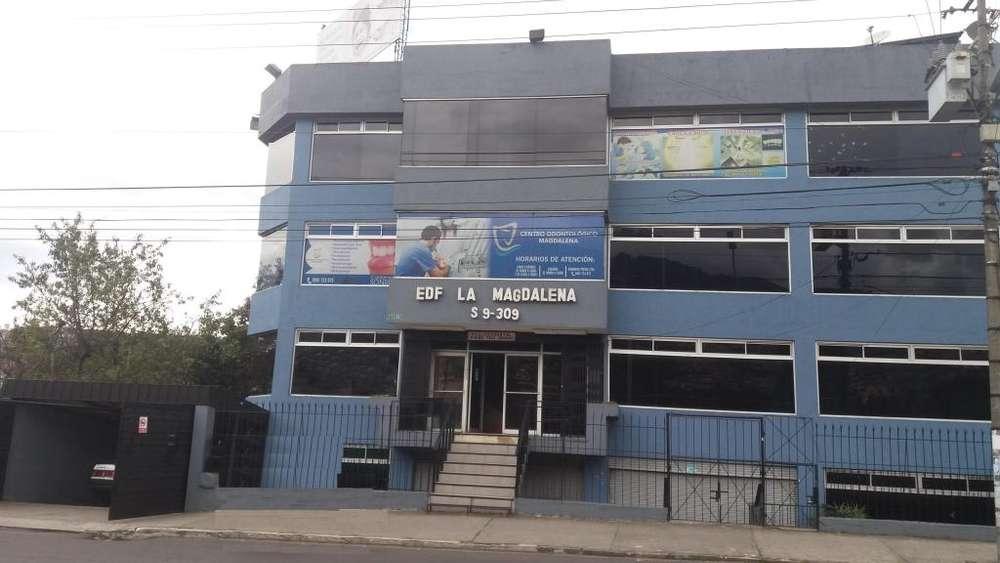 Venta <strong>edificio</strong> Oficinas Sur QUITO 1658 M2
