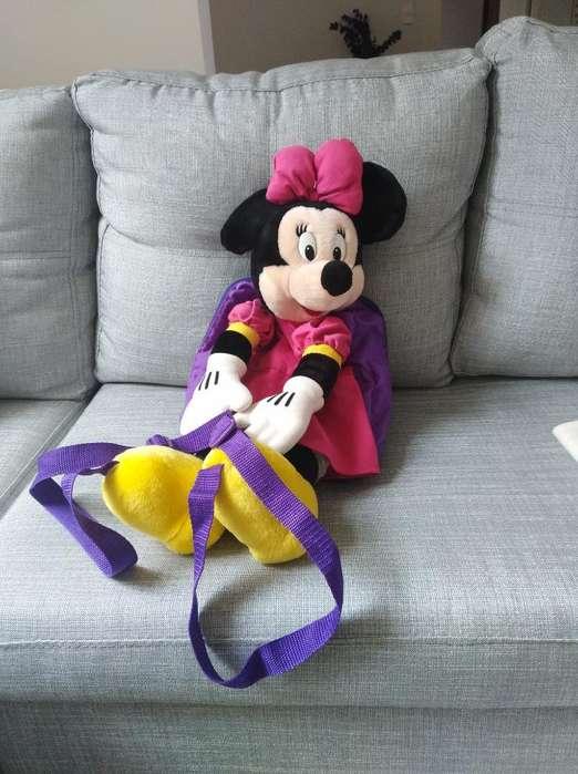 Maletin Original Minnie Mouse.