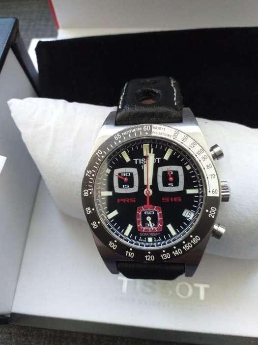 Vendo Cambio Reloj Tissot Prs 516